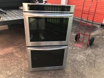kitchenAid  stainless steel wall oven in Spring, Texas