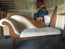 Fainting couch in Fort Lewis, Washington