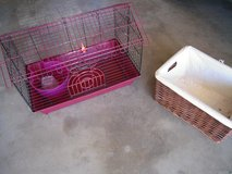 Hamster, small animal cage in 29 Palms, California