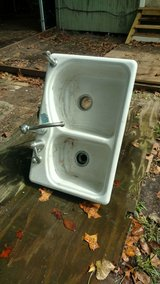 cast iron sink in Spring, Texas