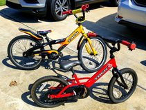 2 Trek Boys Bikes in Warner Robins, Georgia