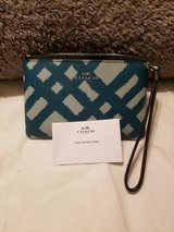 coach wristlet new in Fort Campbell, Kentucky