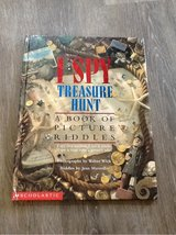 I SPY TREASURE HUNT in Fort Rucker, Alabama