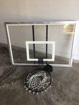 "Goalrilla Glass Backboard and Basket (54.25""X38.5"") in Naperville, Illinois"