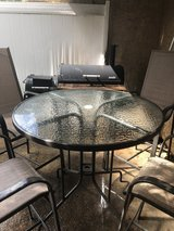 Outdoor Patio Set, w/ Free Char-Broil Grill in Fort Polk, Louisiana