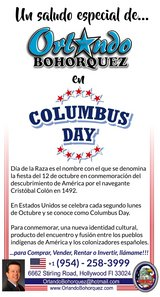 COLUMBUS DAY!!! in Melbourne, Florida