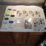 Clear Stamps with Acyrlic Blocks and 10 Stampin' Up Ink Pads in Hopkinsville, Kentucky