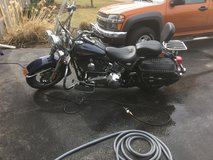 2008 Harley Heritage Softail Classic FLSTC sale or trade in Naperville, Illinois
