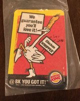 Burger King Magnet in St. Charles, Illinois