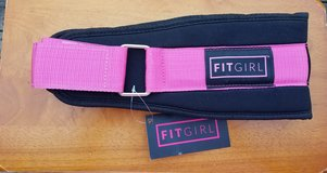 Fitgirl lifting belt in Clarksville, Tennessee
