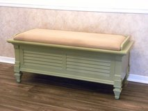 Padded Storage Bench-REDUCED in Macon, Georgia