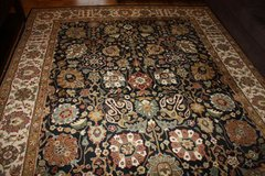 100 % Pure  Wool  Indian Rug in Travis AFB, California