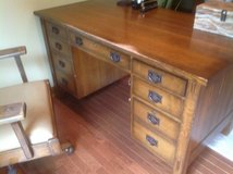 Stickley Desk and Chair in Chicago, Illinois