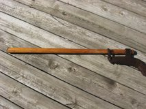 Antique Homesteader Brushing Axe in Westmont, Illinois