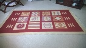 wool kilim  rug in Westmont, Illinois