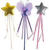 3 Pack Wands for Dress Up, Halloween Costume in Clarksville, Tennessee