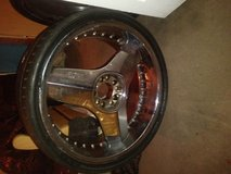 23 in Rims and Tires all 4 set for sell in Macon, Georgia