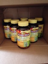 new 6 btl. nature made multi  vitamin 250 ct in Warner Robins, Georgia