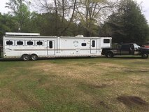 Horse trailer in Lake Charles, Louisiana