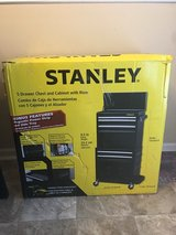 Stanley Tool Cabinet in Fort Jackson, South Carolina