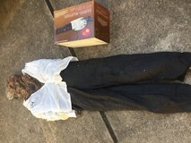 The Inflatable Halloween Realistic Corpse in Houston, Texas