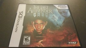 The last Airbender DS game in 29 Palms, California