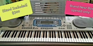 Casio Electronic Keyboard  WK-3000 in Fairfield, California