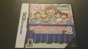 Cooking Mama 2 dinner with Friends Nintendo DS game in 29 Palms, California