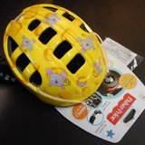 NEW Fisher Price Child Helmet Dial Adjustment Buckle Size Small V15 CHEDDAR Extra Padding in Aurora, Illinois