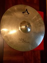 "Zildjian A Custom Medium Ride 20"" in Lockport, Illinois"