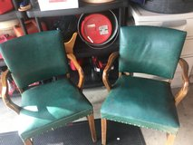 Two vintage chairs perfect for the office or home. Price is for both. in Joliet, Illinois