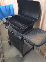 Gas Grill in Okinawa, Japan