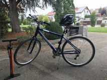 LEAVING Germany! Cannondale Adventure 600 Hybrid Bike in Stuttgart, GE