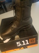 "5.11 Size 13 Boots A.T.A.C. 8"" STORM (NEW) in Fort Rucker, Alabama"