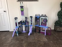 Haunted Monster High High School & Doll in Fort Bliss, Texas