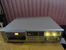 VINTAGE 1981 DUAL C 822 AUTO REVERSE SINGLE CASSETTE TAPE DECK in Vacaville, California