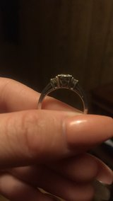 5/8 CTW 14k White Gold Size 7 Engagement Ring in Fort Polk, Louisiana