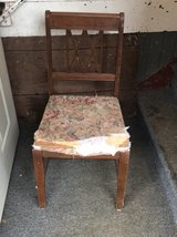 Vintage Side Chair in Yorkville, Illinois