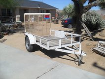 ###  Utility Trailer  ### in 29 Palms, California