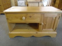 Solid pine tv unit in Lakenheath, UK