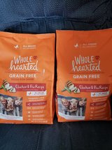 Petco Whole Hearted 5 lb bags (2) Dog Food in Clarksville, Tennessee