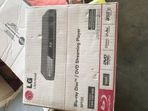 LG blu Ray player in Vacaville, California