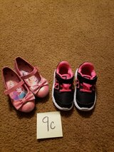 lil girls size 9 in Fort Bliss, Texas