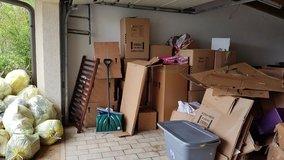 TODAY TRASH&JUNK&BULK PICK UP SERVICE AND MORE in Ramstein, Germany