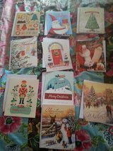 10 Christmas Cards with envelopes in Ramstein, Germany