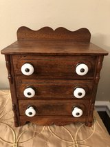 Antique Mini Dresser in Aurora, Illinois