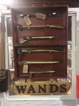 Hand-made magic wands in Clarksville, Tennessee