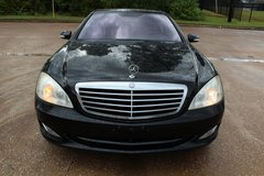 2007 Mercedes benz S550- Clean Title in Conroe, Texas