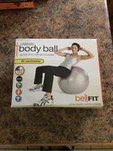 Classic Body Ball, Pump and Manual, New in Box in Yorkville, Illinois