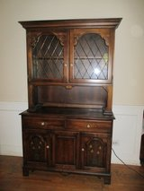 Vintage Hitchcock Hutch in Bartlett, Illinois